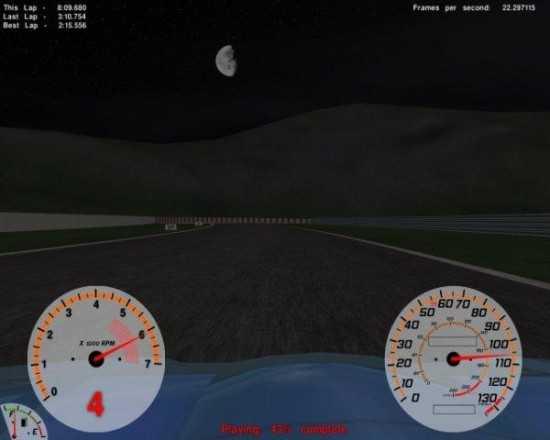 تحميل لعبة قيادة السيارات VDrift