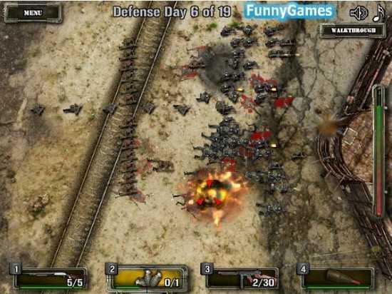 تحميل لعبة حرب الدفاع عن القلعة Incoming Again
