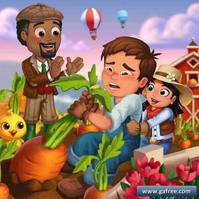 لعبة فارم فل FarmVille