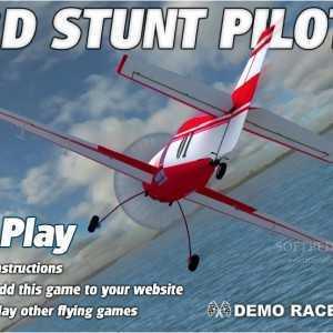 لعبة الطائرات البهلوانية 3D Stunt Pilot