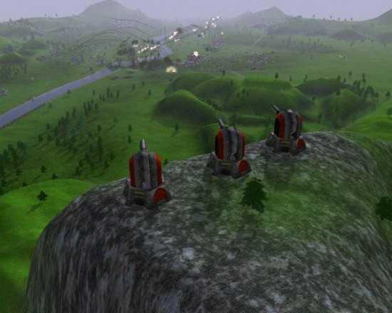 لعبة حرب الاساطيل Spring RTS Engine