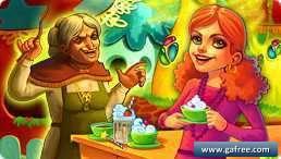 لعبة خدمة الزبائن Yummi Drink Factory