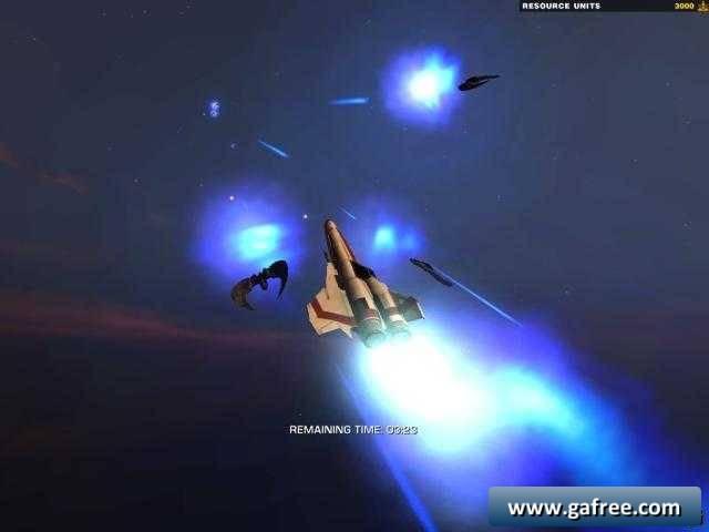 تحميل لعبة قائد الجيش HW2 Battlestar Galactica Mod