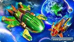لعبة الصواريخ الصغيرة Action Ball Deluxe