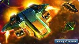 لعبة حرب سفن الفضاء Pulsarius