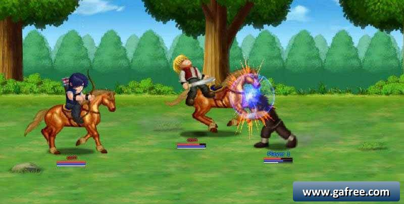لعبة قتال الابطال Hero Fighter