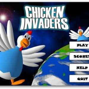لعبة الدجاج والبيض Chicken