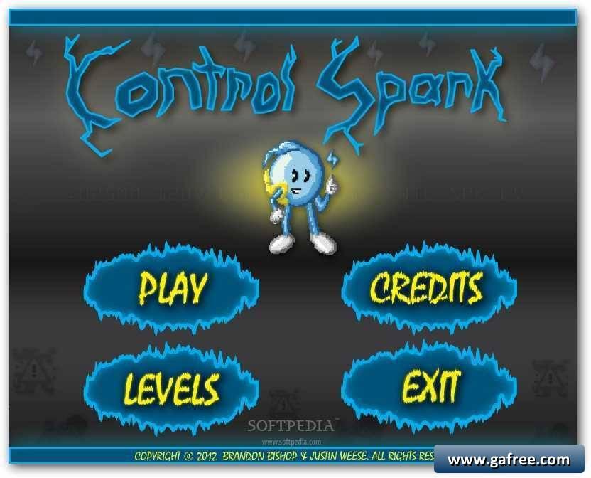 لعبة المغامرات الرائعة Control Spark