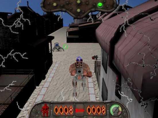 لعبة الهجوم على المدن Boiling Point