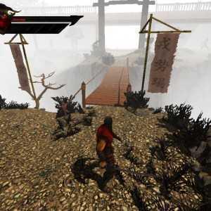 تحميل لعبة قتال الساموراي Roko's Bane