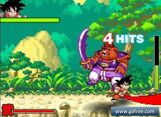 تحميل لعبة قتال دراغون بول Dragon Ball Fighting