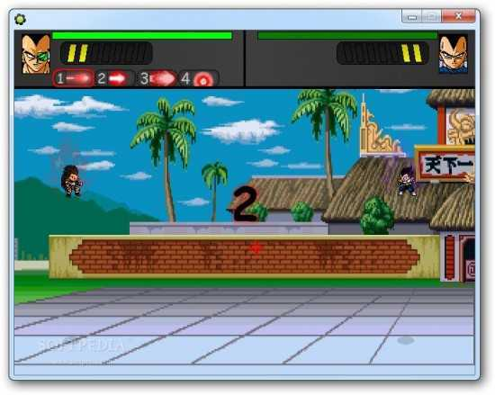 تحميل لعبة دراغون بول Dragon Ball Z