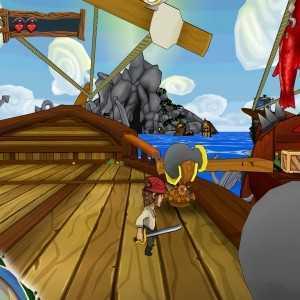 لعبة قتال القراصنة Pirates
