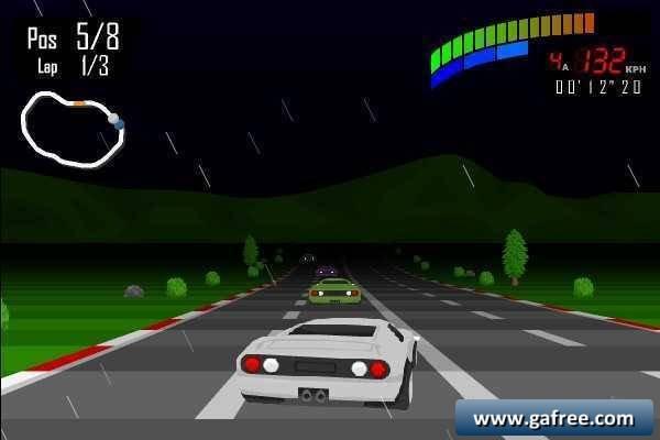 لعبة السيارات Freegear