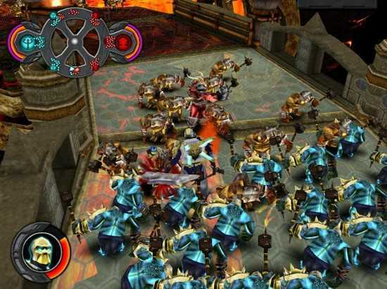 لعبة الجيوش الحربية Realm of Fallen Lords