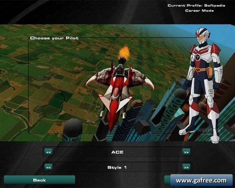 لعبة حرب الطائرات 2012 MetaJets - Extreme Turbulence