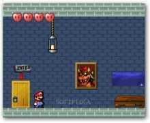 لعبة ماريو والاميرة Metal Gear Mario