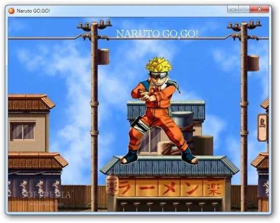 تحميل لعبة ناروتو Naruto
