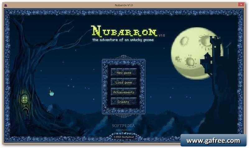 لعبة العجوز الخطير Nubarron