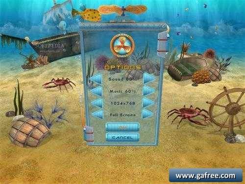 لعبة البحار السبعة Ocean Quest