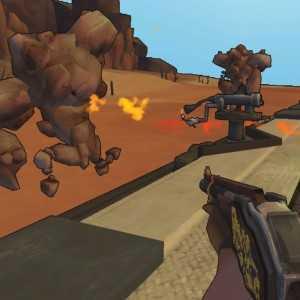 لعبة الدفاع عن القطار Bullet Train
