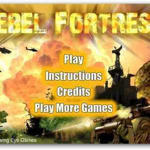 لعبة الدفاع عن قلعتك Rebel Fortress