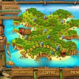 لعبة مزرعة الجزيرة Youda Survivor