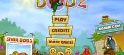 لعبة الحلزون بوب Snail Bob 2