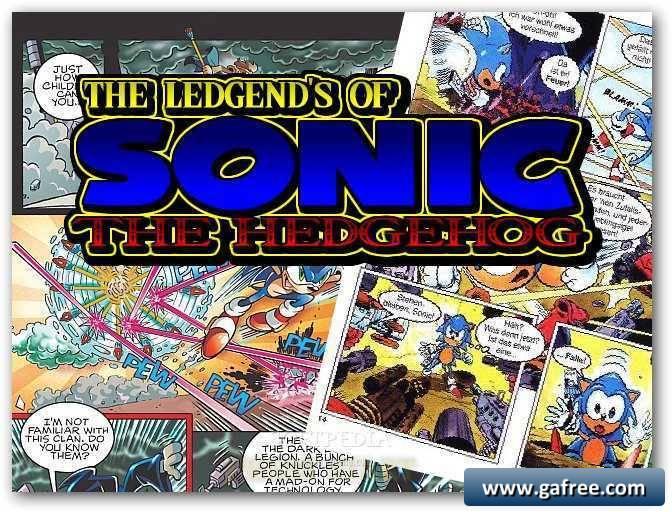 تحميل لعبة سونيك Sonic In Crisis City
