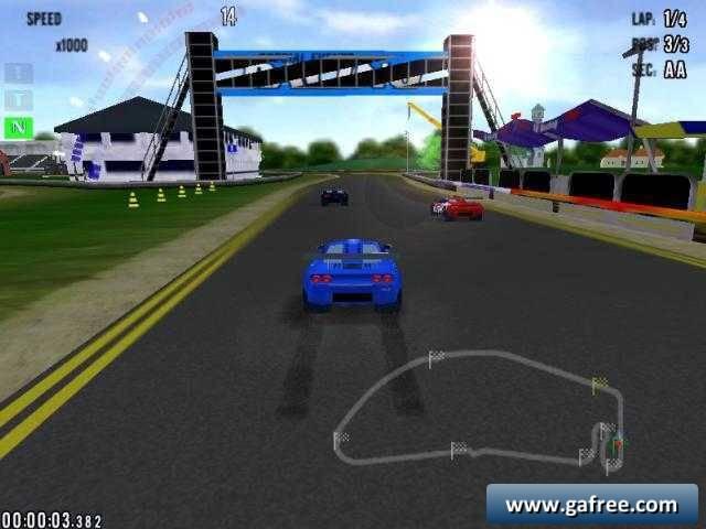 لعبة السباق المثير Special Events Racing