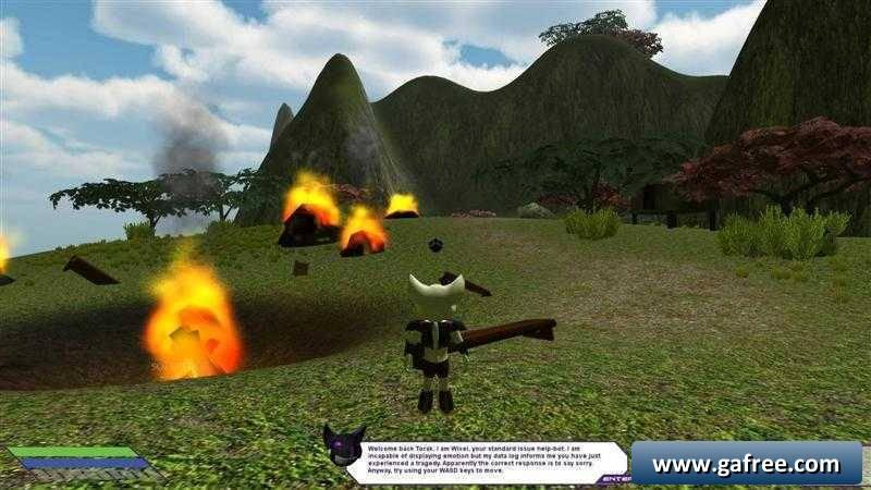 تحميل لعبة المغامرات الرائعة Torak