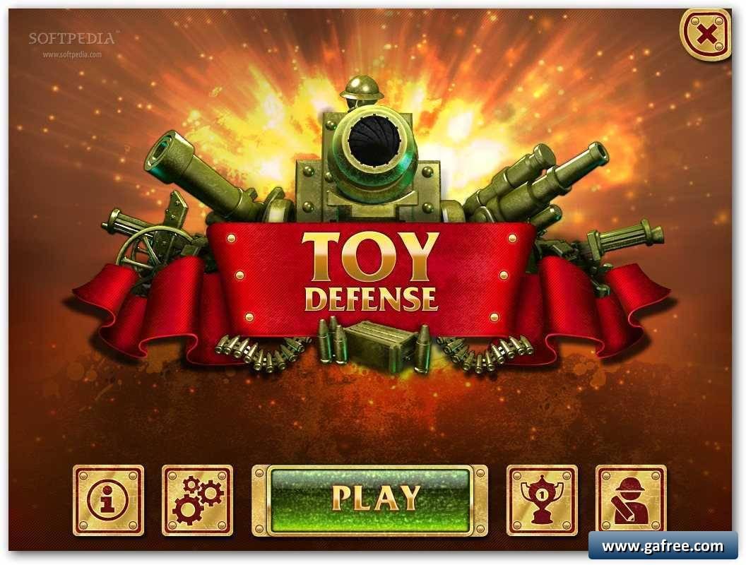 تحميل لعبة الدفاع Toy Defense