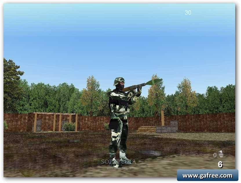 تحميل لعبة الجندي المحارب Warfare 2003