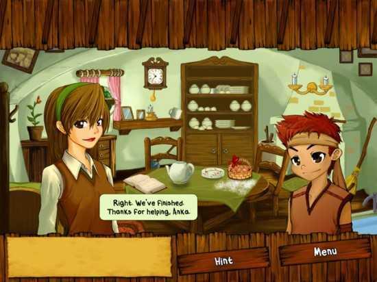 لعبة البحث عن المفقود Anka