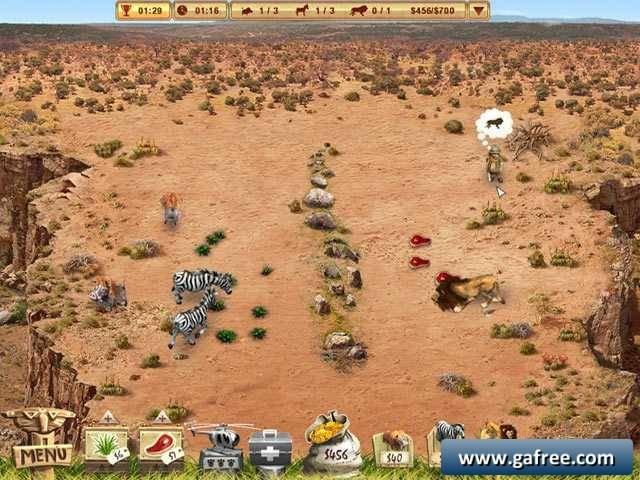 لعبة المزرعة الافريقية AfricanFarm