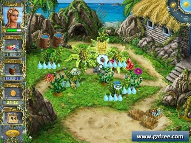 لعبة المزرعة الصغيرة Magic Farm