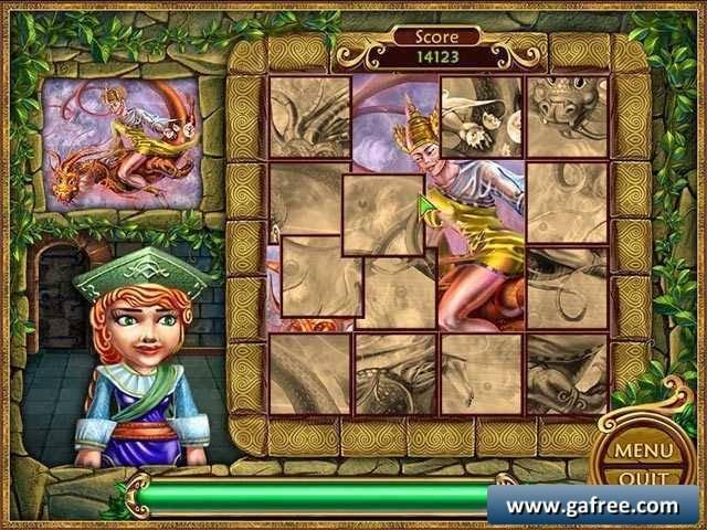لعبة الاسطورة الخيالية Tibet Quest