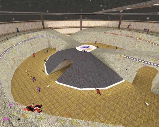 تحميل لعبة المهمات الحربية Digital Paint Paintball 2