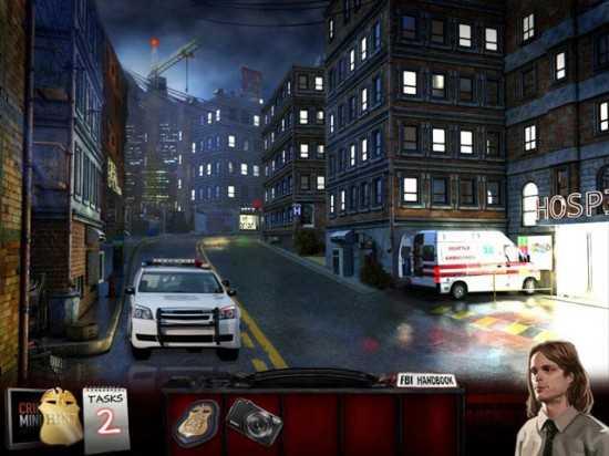 لعبة التحقيق الجنائي Criminal minds