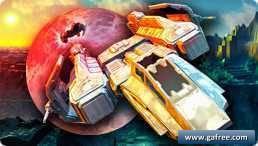 لعبة حرب الدفاع Crusaders of Space