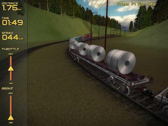 لعبة قيادة القطارات Freight Train Simulator Fts1-550x412