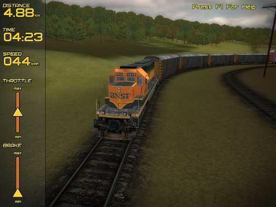 لعبة قيادة القطارات Freight Train Simulator Fts3-550x412
