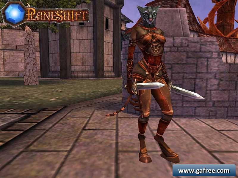 تحميل لعبة الاساطير الخيالية Planeshift