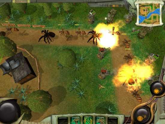 لعبة الغزو على القرى Invasion