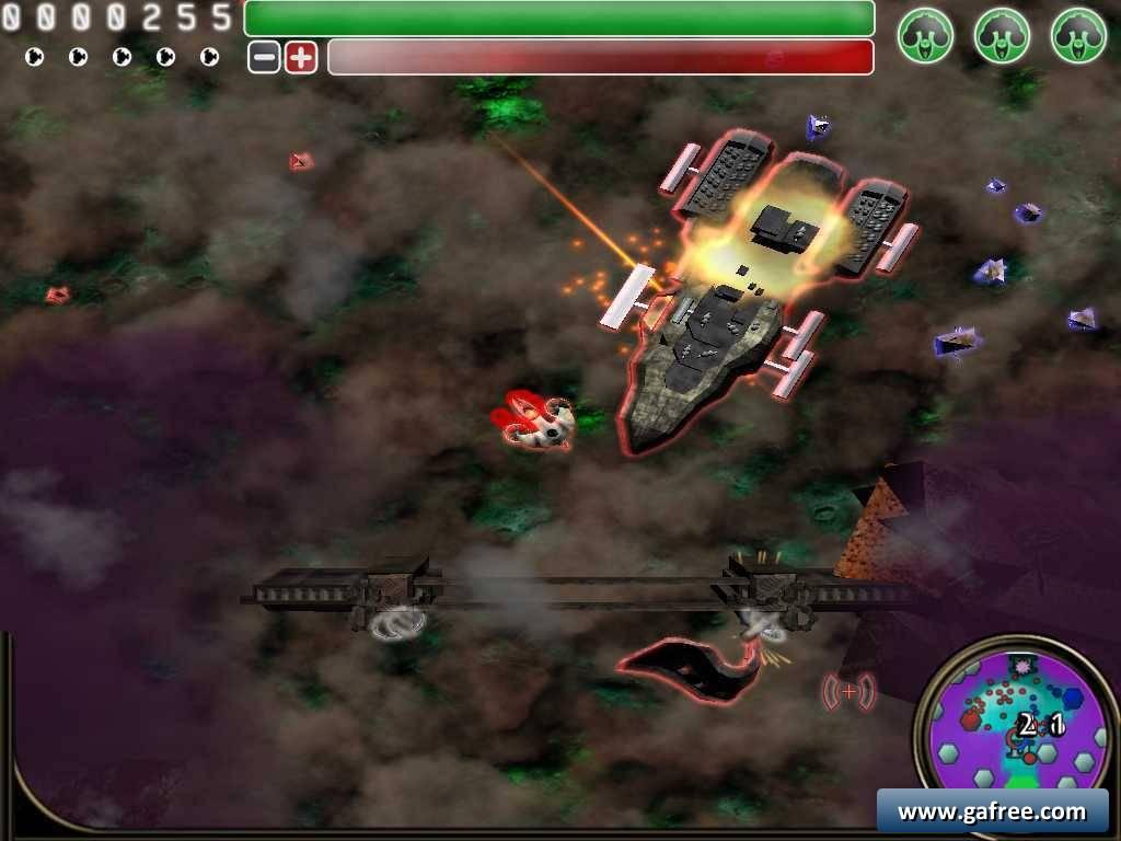 لعبة حرب المستعمرات Opposing Forces