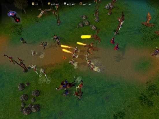 تحميل لعبة حرب وقتال Glest