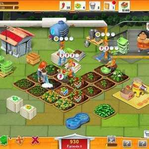 لعبة المزرعة في المدينة My Farm Life 2
