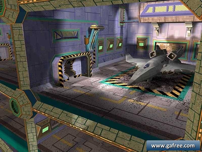 تحميل لعبة سفينة الفضاء Privateer Gemini Gold