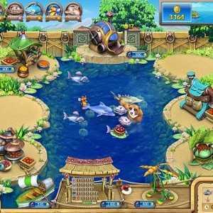 تحميل لعبة مزرعة الاسماك Farm Frenzy: Gone Fishing