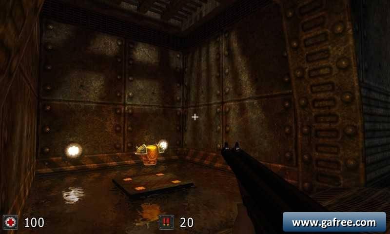 لعبة اطلاق النار على الاعداء Cube 2 Sauerbraten